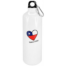 Sport Bottle Vamos Chile 750cc