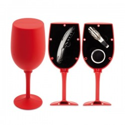 SET VINOS LUDUS  (Con Logo 1 Color)