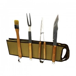 SET PARA ASADO  (Con Logo 1 Color)